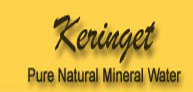 Keringet Pure Natural Mineral Water